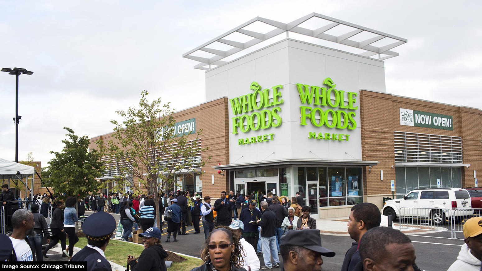 Whole Foods Opening In Englewood