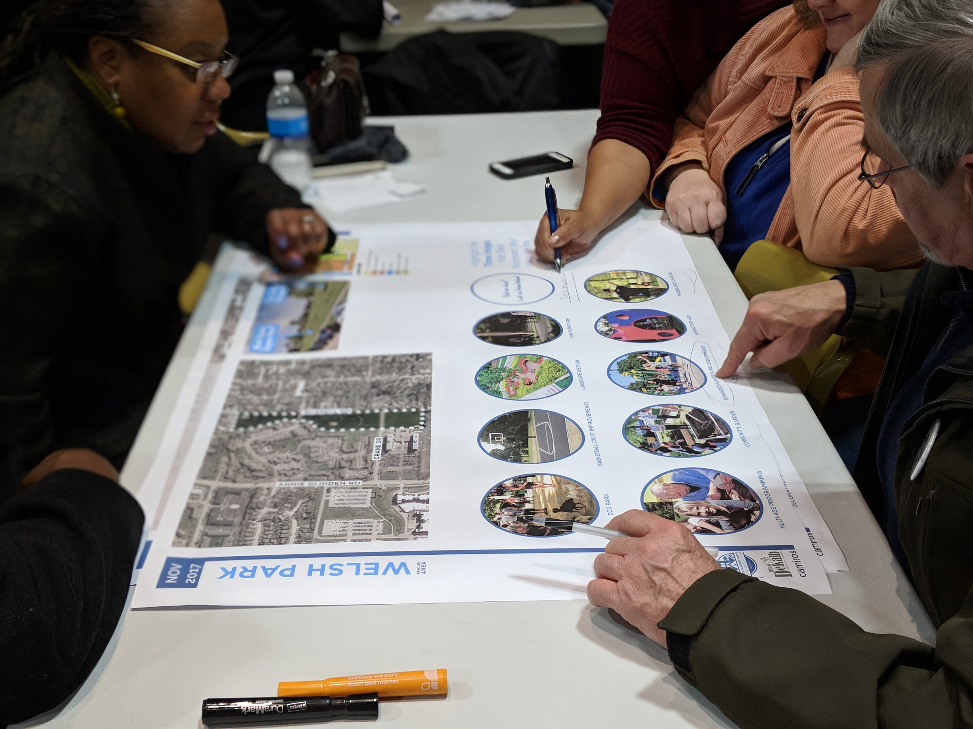 Visioning, Early Action Project Selected for AGN Revitalization